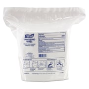 Purell® Premoistened Sanitizing Wipes Refill Pouch, 1,500 Wipes/Pack, 2/Pack