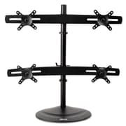 Tripp Lite Monitor Mount For Desktop Displays, Steel/aluminum, 10 1/4 X 29 X 26, Black