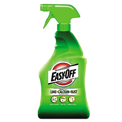 Professional EASY-OFF Lime, Calcium & Rust Cleaner,