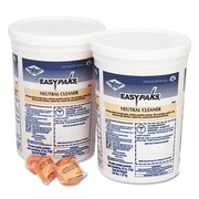 Easy Paks® Neutral Cleaner, .5oz Packet, 90/tub, 2 Tubs/carton