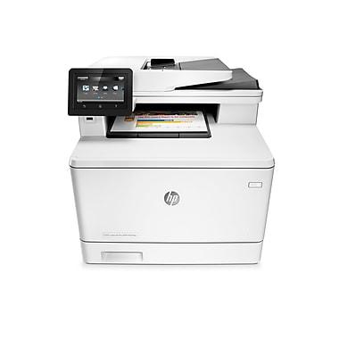 HP – Imprimante couleur LaserJet MFP M477fdn tout-en-un
