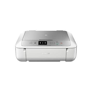 Canon PIXMA MG5722 White/Silver Photo All-in-One Inkjet Printer