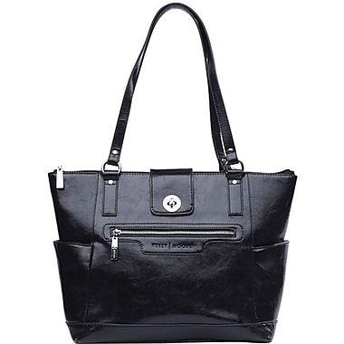 Kelly Moore Esther Shoulder Bag, Black