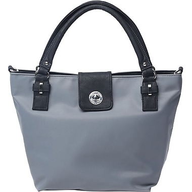 Kelly Moore Steph Bag with Removable Padded Basket, Grey