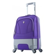 Olympia Majestic 29'' Spinner Suitcase; Plum