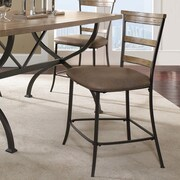 Hillsdale Charlestown 26'' Bar Stool (Set of 2)