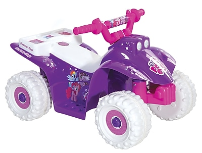 Dynacraft My Little Pony 6V Battery Powered Little Quad WYF078276988655