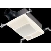 Broan 100 CFM Bathroom Fan w/ Heater and Light