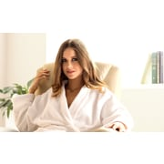 Amrapur Spa Quick Dry Unisex Bathrobe
