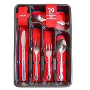 MBR Industries 20 Piece Flatware Set