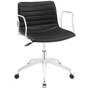 Modway Celerity Mid-Back Office Chair; Black
