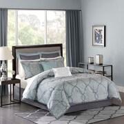 Madison Park Lavine 12 Piece Comforter Set; California King