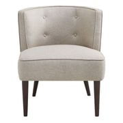 Madison Park Sierra Button Tufted Barrel Chair