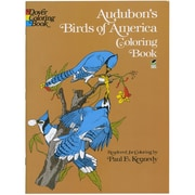 Audubon's Birds of America Coloring Book, Paperback