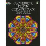 Geometrical Design Coloring Book, Paperback