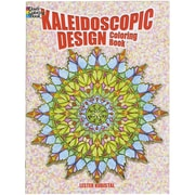 Kaleidoscopic Design Coloring Book, Paperback
