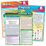 BarCharts, Inc. - QuickStudy® Kindergarten Resource Set