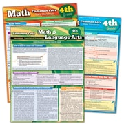 BarCharts, Inc. - QuickStudy® 4th Grade Resource Set