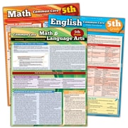 BarCharts, Inc. - QuickStudy® 5th Grade Resource Set
