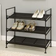 OIA 3 Tier Shoe Rack