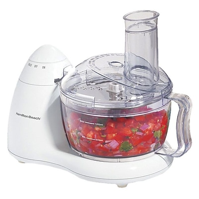 Hamilton Beach 8-Cup PrepStar Food Processor WYF078275674970