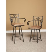 Largo Lancaster 30'' Swivel Bar Stool