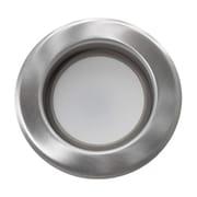 NICOR Lighting DLR4 Downlight LED 4'' Recessed Kit; Nickel