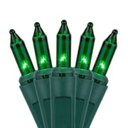 Kringle Traditions 35 Mini Light 3'' Lead; Green