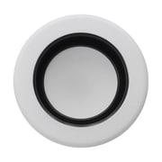 NICOR Lighting DLR4 Downlight LED 4'' Recessed Kit; Black