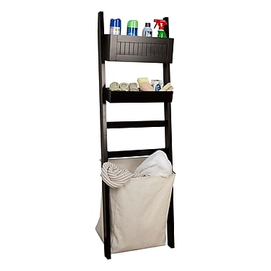 DanyaB 20'' W x 61'' H Bathroom Shelf