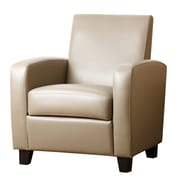 Abbyson Living Mercer Arm Chair; Taupe