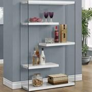 Monarch Specialties Inc. 60'' Accent Shelves