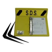 Forte Product Solutions Wall-Mount SDS Display