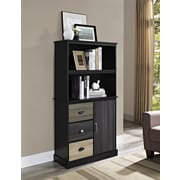 Altra Blackburn Storage 57'' Standard Bookcase