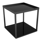 Dar Modular End Table; Black