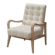 Armen Living Regis Arm Chair