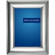 Royal Selangor Mirage Adam Picture Frame; 4'' x 6''