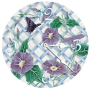 Lexington Studios Morning Glories 10'' Round Clock