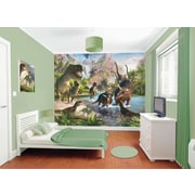 WallPops! Walltastic Wall Art Dinosaur Land Wall Mural