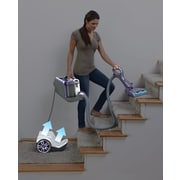 Shark Rotator Powered Lift Away Bagless Canister Vacuum Cleaner, Rose Metal (NR96)