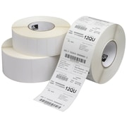 "Zebra® Z-Select® 10011044 4000D Paper Thermal Transfer Label, White, Cont x 3""(W) x 55'(L)"