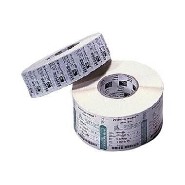 Zebra Technologies® 18943 Z-Ultimate 3T Thermal Label, 0.50
