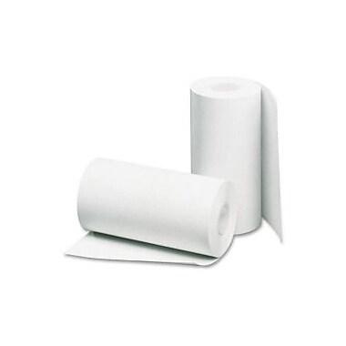 Zebra® Z-Perform® 10010058 1000D Paper Thermal Transfer Label, White, Cont x 4