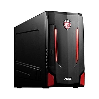 MSI Nightblade Gaming Desktop PC MI2-050TW, Intel Core i5-6400, DDR4 8GB, 1TB (SATA), nVidia Geforce GTX960 4GB GDDR5, Win 10