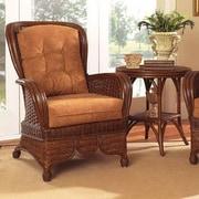Boca Rattan Moroccan Chair; 962