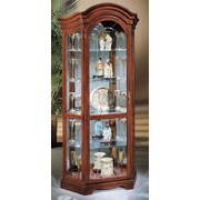 Philip Reinisch Co. Lighthouse Stafford Curio Cabinet