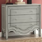 Coast to Coast Imports Marlo 3 Drawer Chest