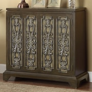 Coast to Coast Imports Martins 2 Door Cabinet