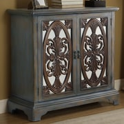 Coast to Coast Imports Maybrook 2 Door Cabinet
