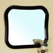 Bellaterra Home Colfax Mirror; Espresso